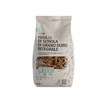 Fusilli di grano duro integrale biologico 500 g
