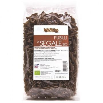 Fusilli di segale bio 500 g