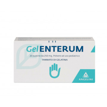 GelEnterum Integratore per Diarrea Bambini 20 bustine