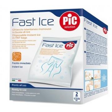 Pic Fast Ice Ghiaccio Istantaneo 2 pezzi