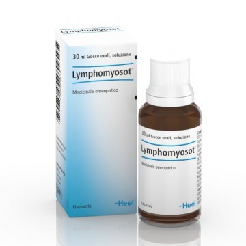 Heel Lymphomyosot Gocce Omeopatiche 30 ml