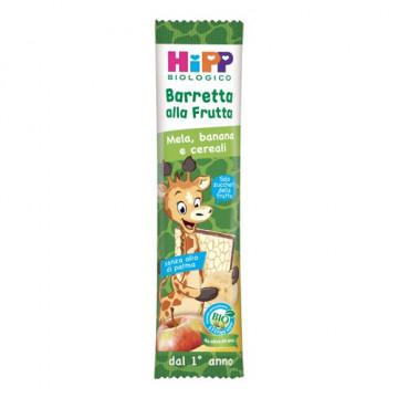 Hipp barretta alla frutta mela/banana/cereali 23 g