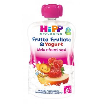 Hipp frutta frullata yogurt mela frossi 90 g