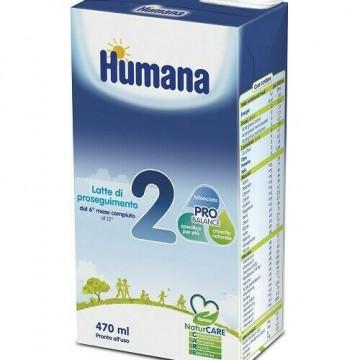 Humana 2 Latte di Proseguimento 470 ml