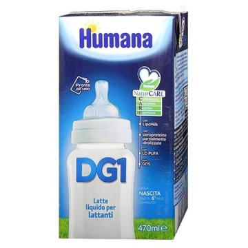 Humana DG 1 Latte liquido 470 ml