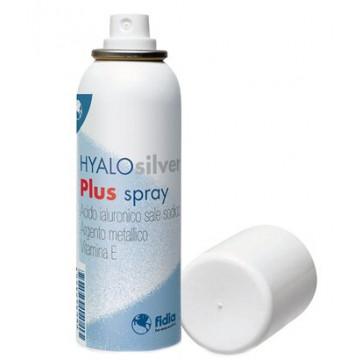 Hyalosilver Plus Spray Medicazione ad Uso Topico 125 ml