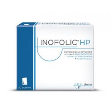 Inofolic HP Myo-Inositolo ed Acido Folico 20 bustine