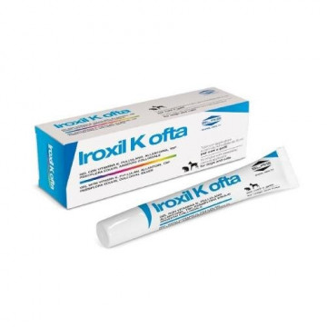 Iroxil k ofta 15 ml