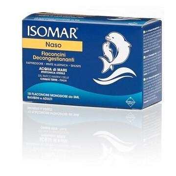 Isomar soluzione ipertonica nasale 18fl 5ml