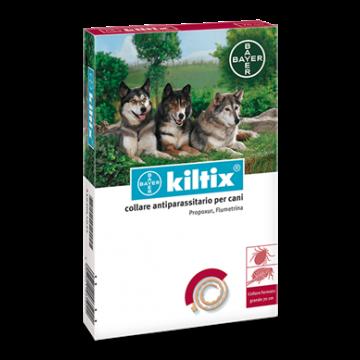 Kiltix collare antiparassitario 45 g cani oltre i 20 kg