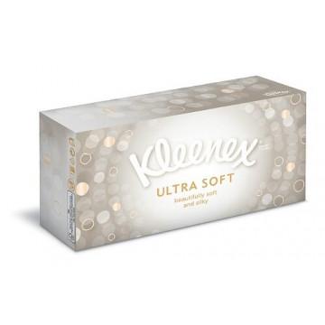 Kleenex ultra soft box 80 pezzi