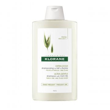 Klorane Shampoo Delicato e Protettivo al Latte d'Avena 400ml