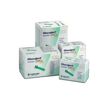 Glucojet Plus lancette pungidito misurazione glicemia 25 pezzi