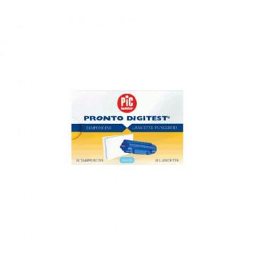 Pic Digitest lancette sensibili misurazione Glicemia 25pz