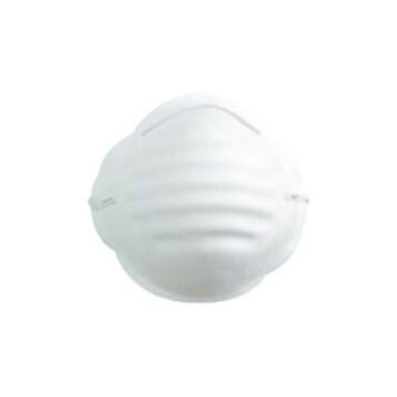 Mascherina antismog rigida a forma di conchiglia 3 pezzi
