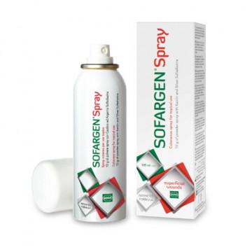 Sofargen Polvere Spray per Ferite 10 g