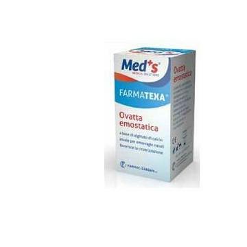 Farmac-Zabban Meds ovatta emostatica tubo