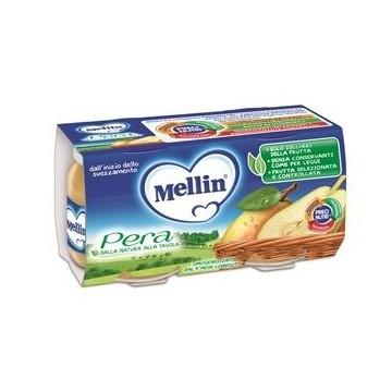 Mellin omogeneizzato pera 100 g 2 pezzi