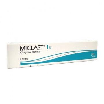 Miclast crema antimicotica 1% tubo 30 g