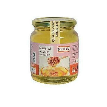 Miele di acacia bio 500 g