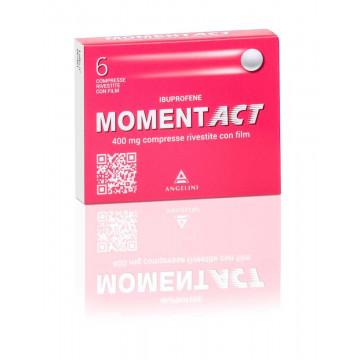 Momentact analgesico 6 compresse 400mg