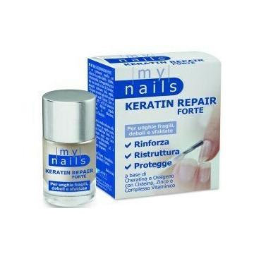 My nails keratin repair forte 10 ml