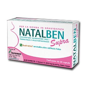 Natalben Supra Donna in Gravidanza 30 capsule molli