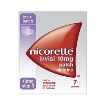 Nicorette 10 mg/16 ore nicotina 7 cerotti transdermici