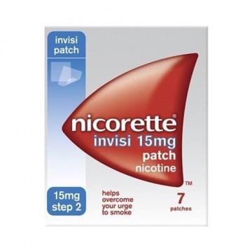 Nicorette 15 mg/16 ore nicotina 7 cerotti transdermici