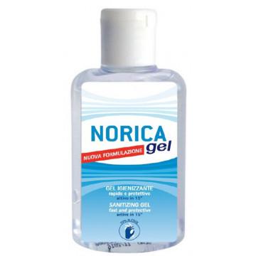Norica gel igienizzante mani nuova formulazione 80 ml