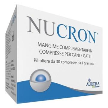 Nucron Mangime complementare per Cani e Gatti 30 compresse