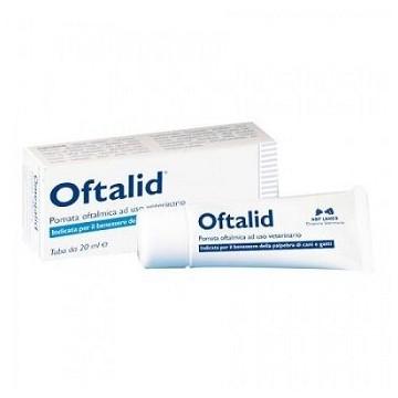 Oftalid pomata oftalmica 20 ml