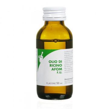 Afom Olio ricino 50 ml