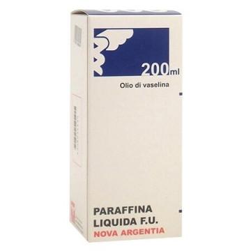 Paraffina Liquida Afom F.U. 200 ml