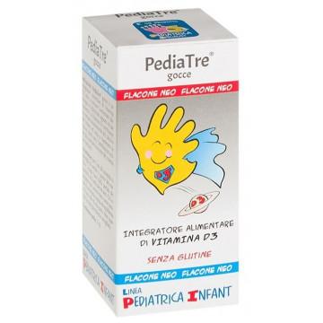 PediaTre Vitamina D Gocce 7 ml