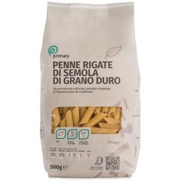 Penne rigate di grano duro biologico 500 g