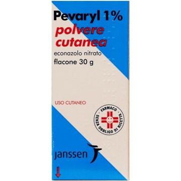 Pevaryl 1% Polvere Cutanea Antifungina 30g