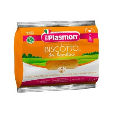 Plasmon biscotto 60 g