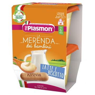 Plasmon latte biscotto as 2 x 120 g