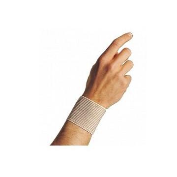 Polsino a righe gibaud colore beige misura 8 cm taglia 2