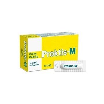 Proktis-m supposte 10 pezzi 2g