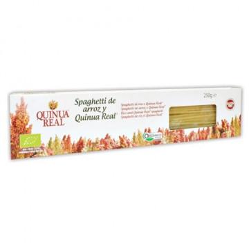 Quinua real spaghetti di riso e quinoa bio vegan 250 g