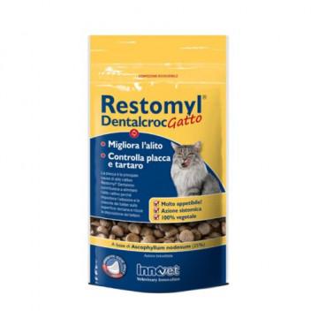 Restomyl dentalcroc gatto busta 60 g