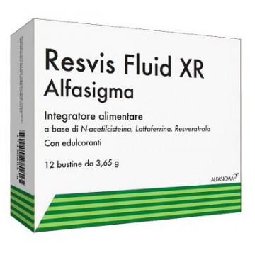 Resvis Fluid XR Biofutura per Secrezioni Bronchiali