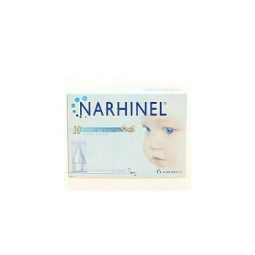 Narhinel Soft Ricambi Aspiratore Nasale 20 pezzi