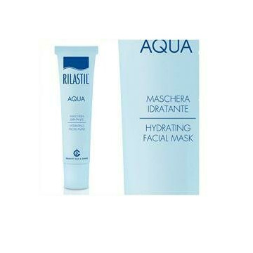 Rilastil aqua masch viso 75 ml