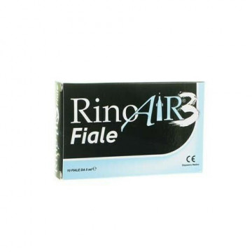 RinoAIR 3 Decongestionante nasale 10 fiale x 5 ml