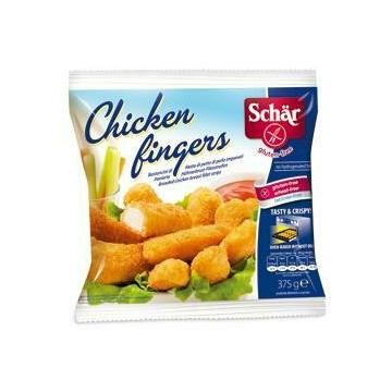 Schar surgelati chicken fingers 375 g