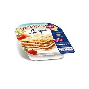 Schar surgelati lasagne bonta' d'italia 300 g