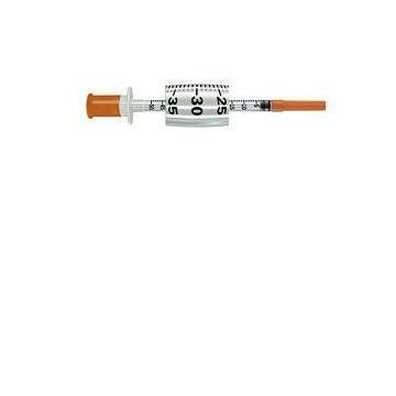Pic Insumed Siringa Insulina 0,5 ml ago 31 G 8 mm 30 pezzi